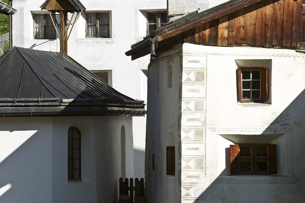 Samnaun Schweiz